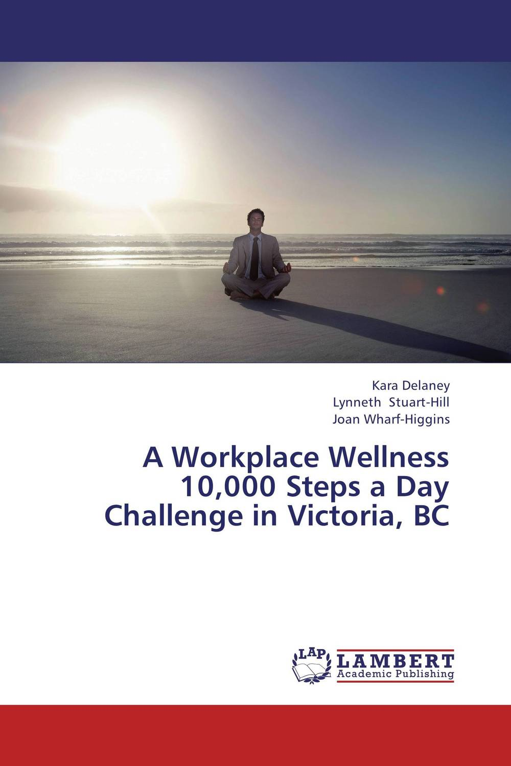 A Workplace Wellness 10,000 Steps a Day Challenge in Victoria, BC logged on