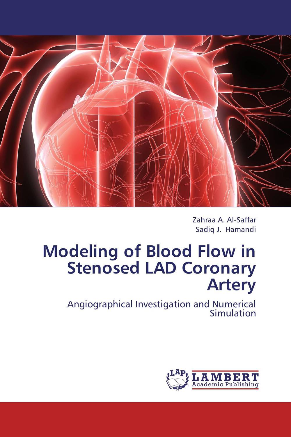 Modeling of Blood Flow in Stenosed LAD Coronary Artery multiple imputation with structural equation modeling