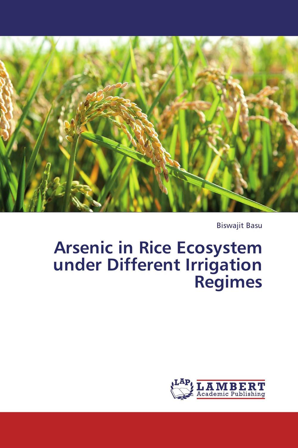 Arsenic in Rice Ecosystem under Different Irrigation Regimes natural enemy fauna in rice wheat system of india