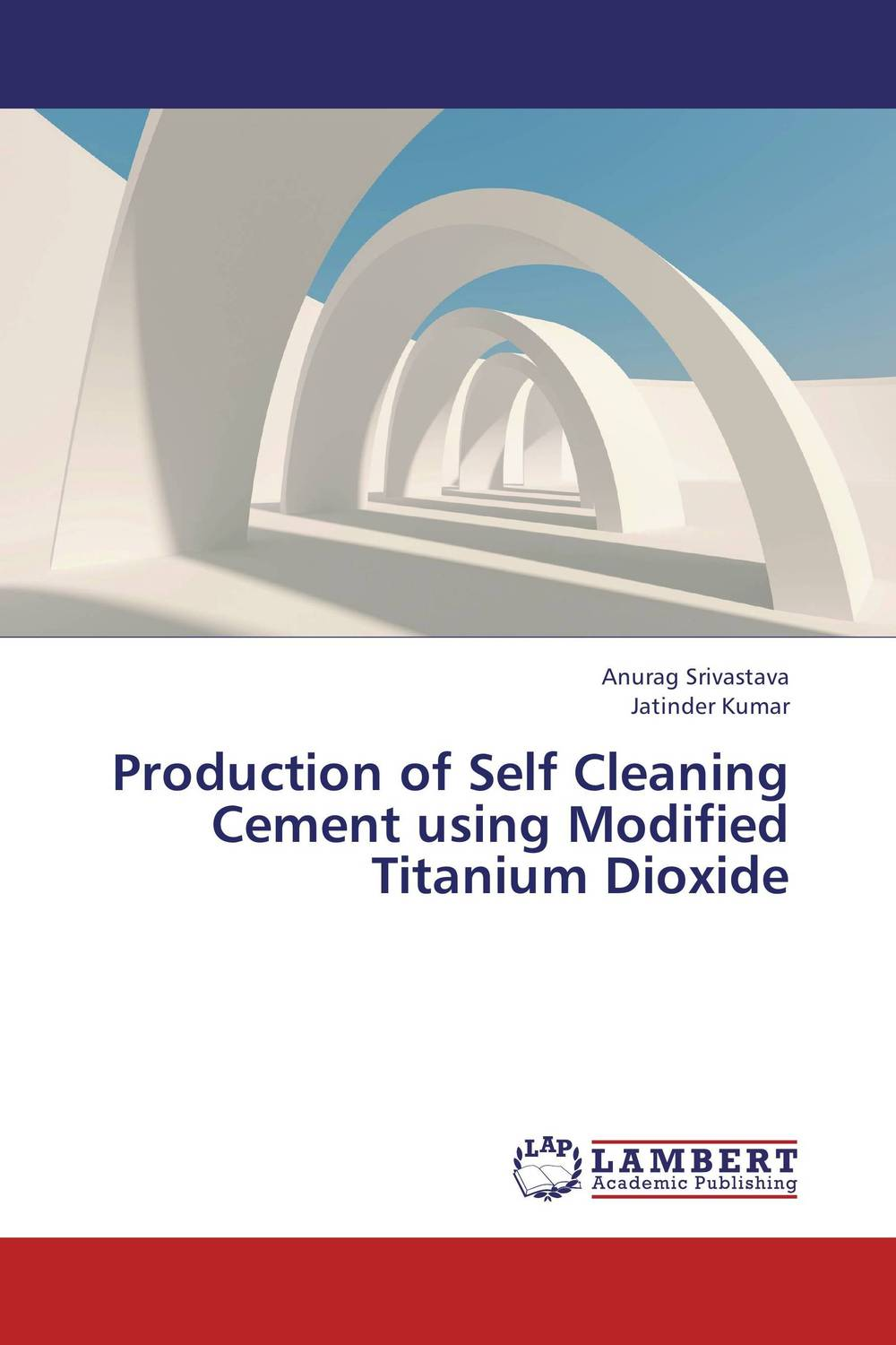 Production of Self Cleaning Cement using Modified Titanium Dioxide adding value to the citrus pulp by enzyme biotechnology production