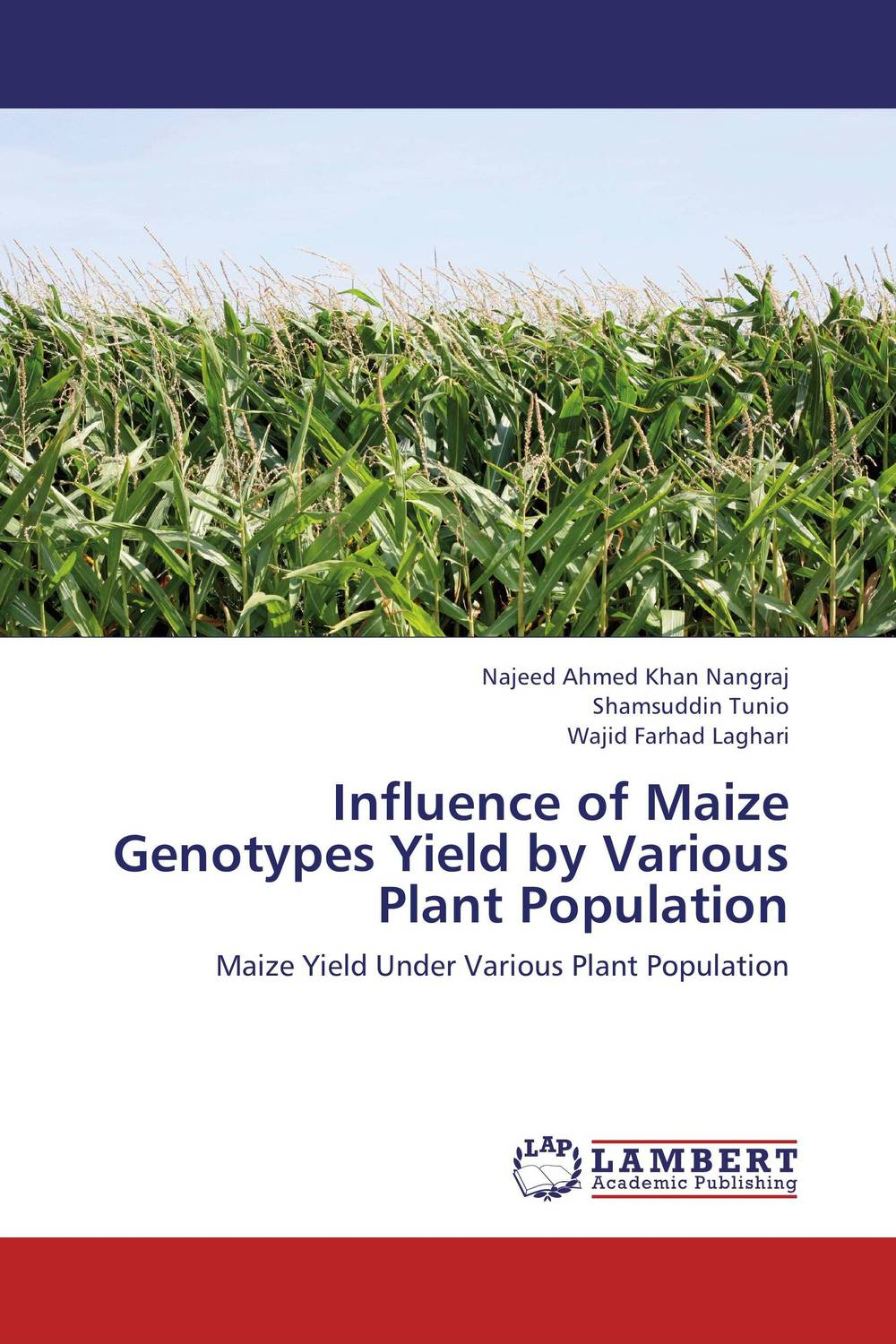 Influence of Maize Genotypes Yield by Various Plant Population one pack of 300watt led grow light full spectrum for indoor plants and flower phrase high yield