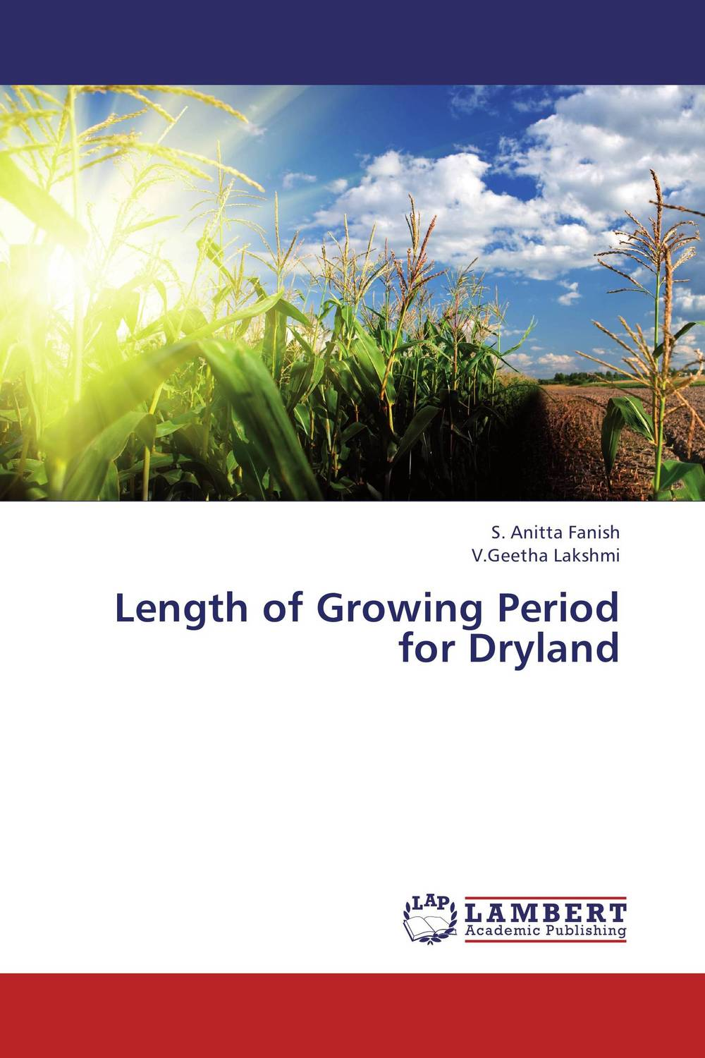 Length of Growing Period for Dryland pastoralism and agriculture pennar basin india