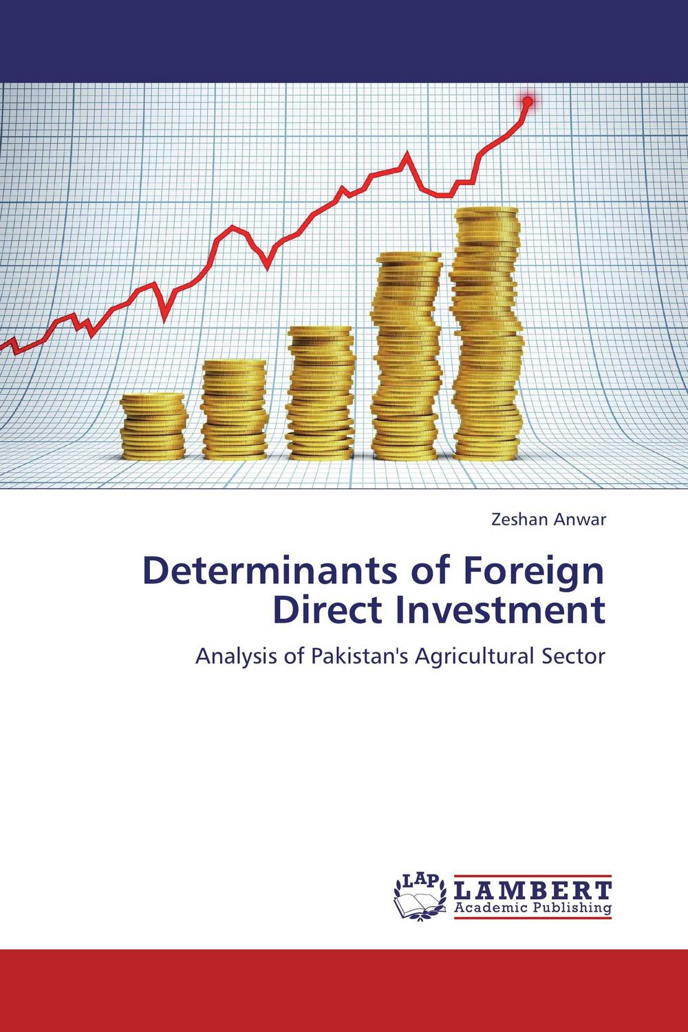 Determinants of Foreign Direct Investment foreign aid and social sector of pakistan