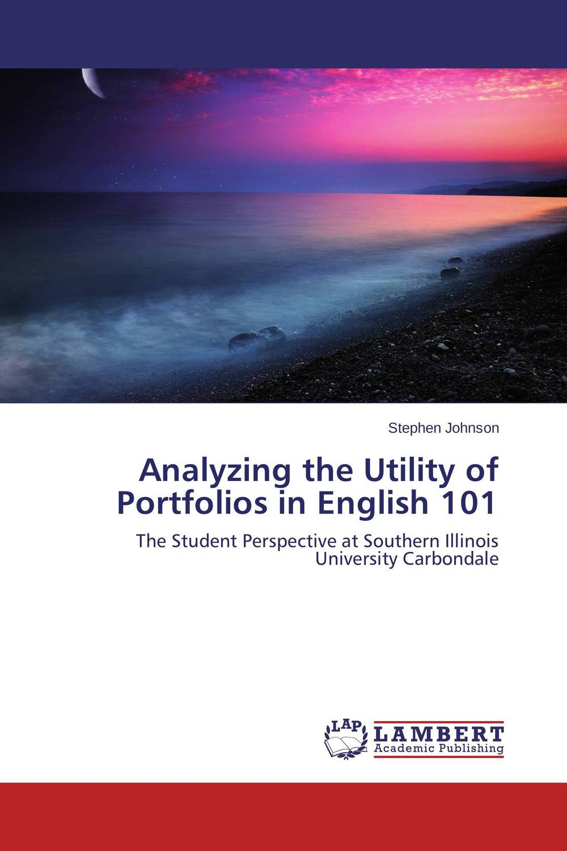 Analyzing the Utility of Portfolios in English 101