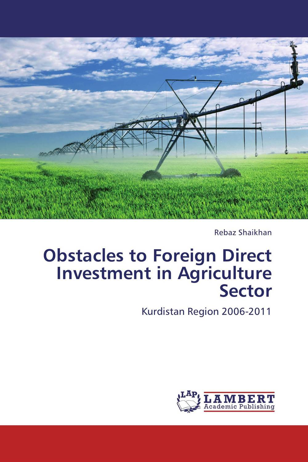 Obstacles to Foreign Direct Investment in Agriculture Sector private equity investment in the healthcare sector