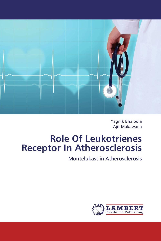 Role Of Leukotrienes Receptor In Atherosclerosis image receptors in radiology