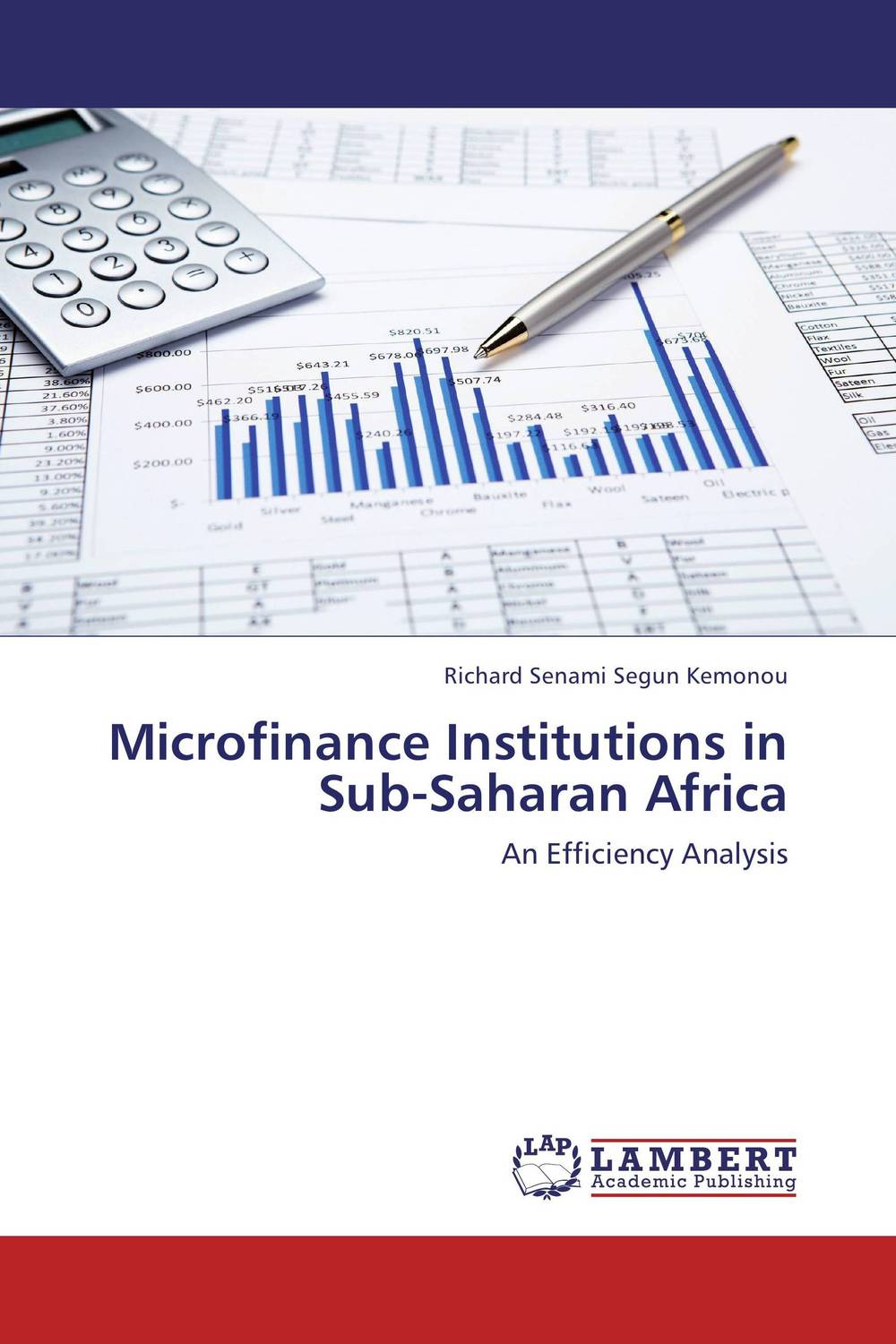 Microfinance Institutions in Sub-Saharan Africa chinedu chinedu the debt growth link in sub saharan africa