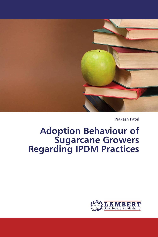 Adoption Behaviour of Sugarcane Growers Regarding IPDM Practices pradeep kumar pandey and pradeep kumar shrotria sugarcane seed sett management