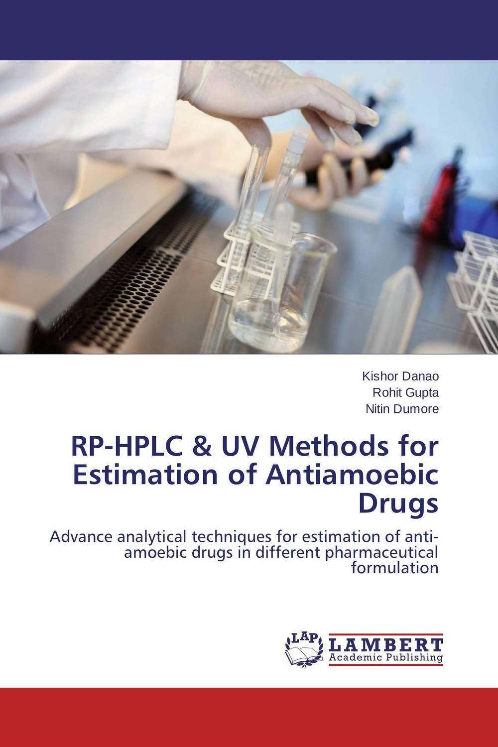 RP-HPLC & UV Methods for Estimation of Antiamoebic Drugs hydrotropic solubilization phenomenon for spectroscopic estimation