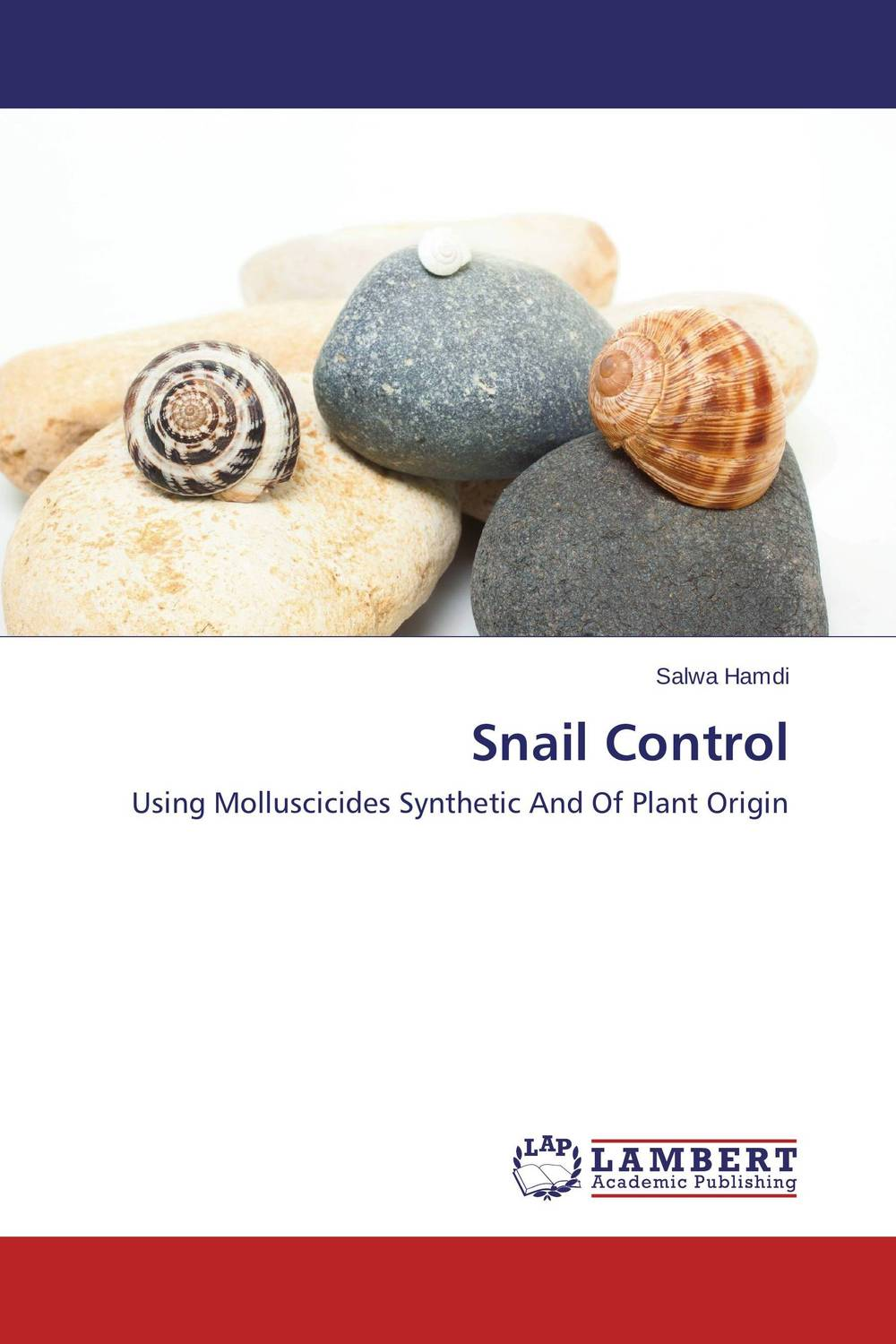 Snail Control studies on some snails associated with different crops