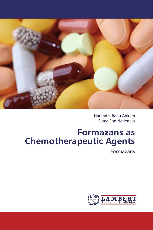 купить Formazans as Chemotherapeutic Agents недорого