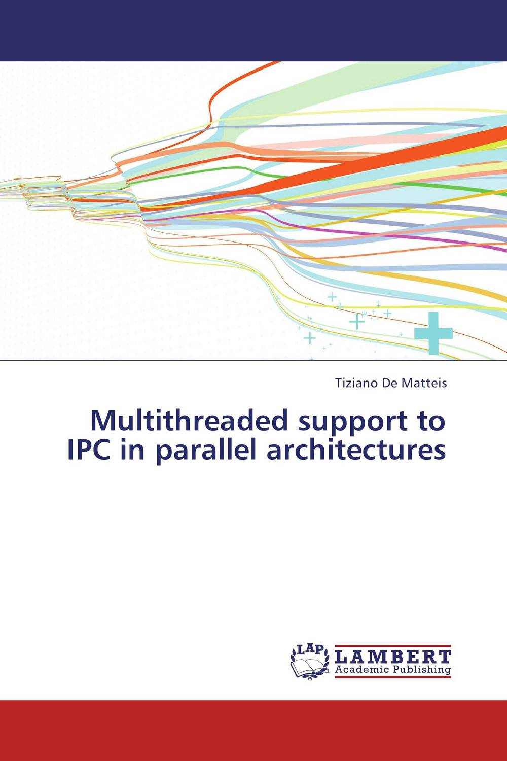 Multithreaded support to IPC in parallel architectures mapping of algorithms on parallel architectures