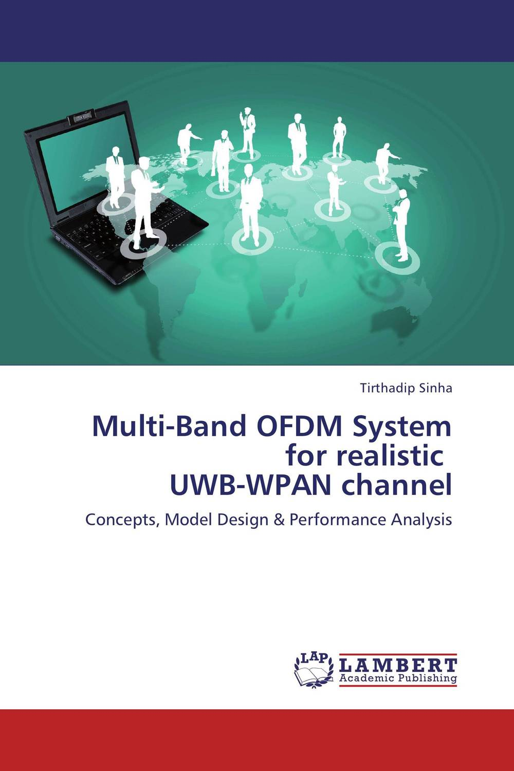 Multi-Band OFDM System for realistic   UWB-WPAN channel wireless ofdm and mimo ofdm communications