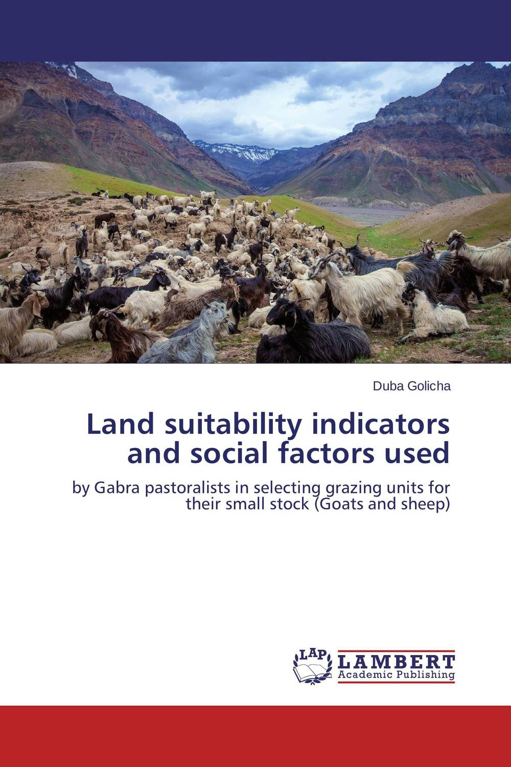 Land suitability indicators and social factors used evaluation of land suitability for rice production in amhara region