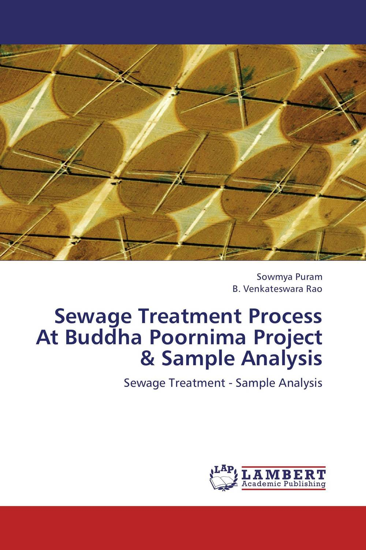 Sewage Treatment Process At Buddha Poornima Project & Sample Analysis массажер электрический для ног