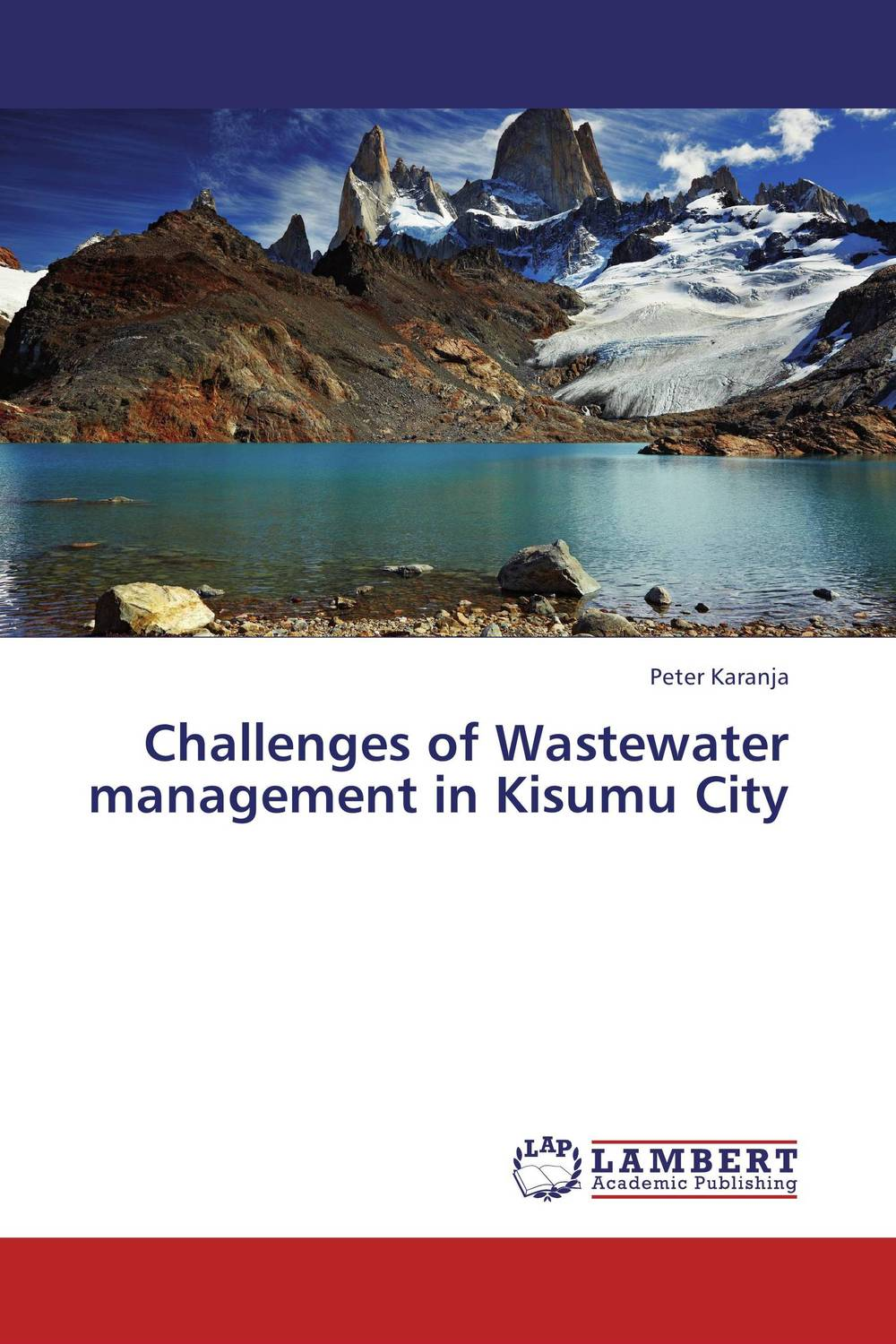 Challenges of Wastewater management in Kisumu City analysis of pharmaceuticals in wastewater and their photodegradation