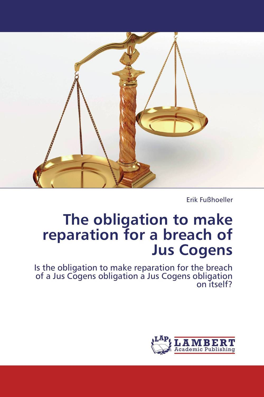 The obligation to make reparation for a breach of Jus Cogens the law of god an introduction to orthodox christianity на английском языке