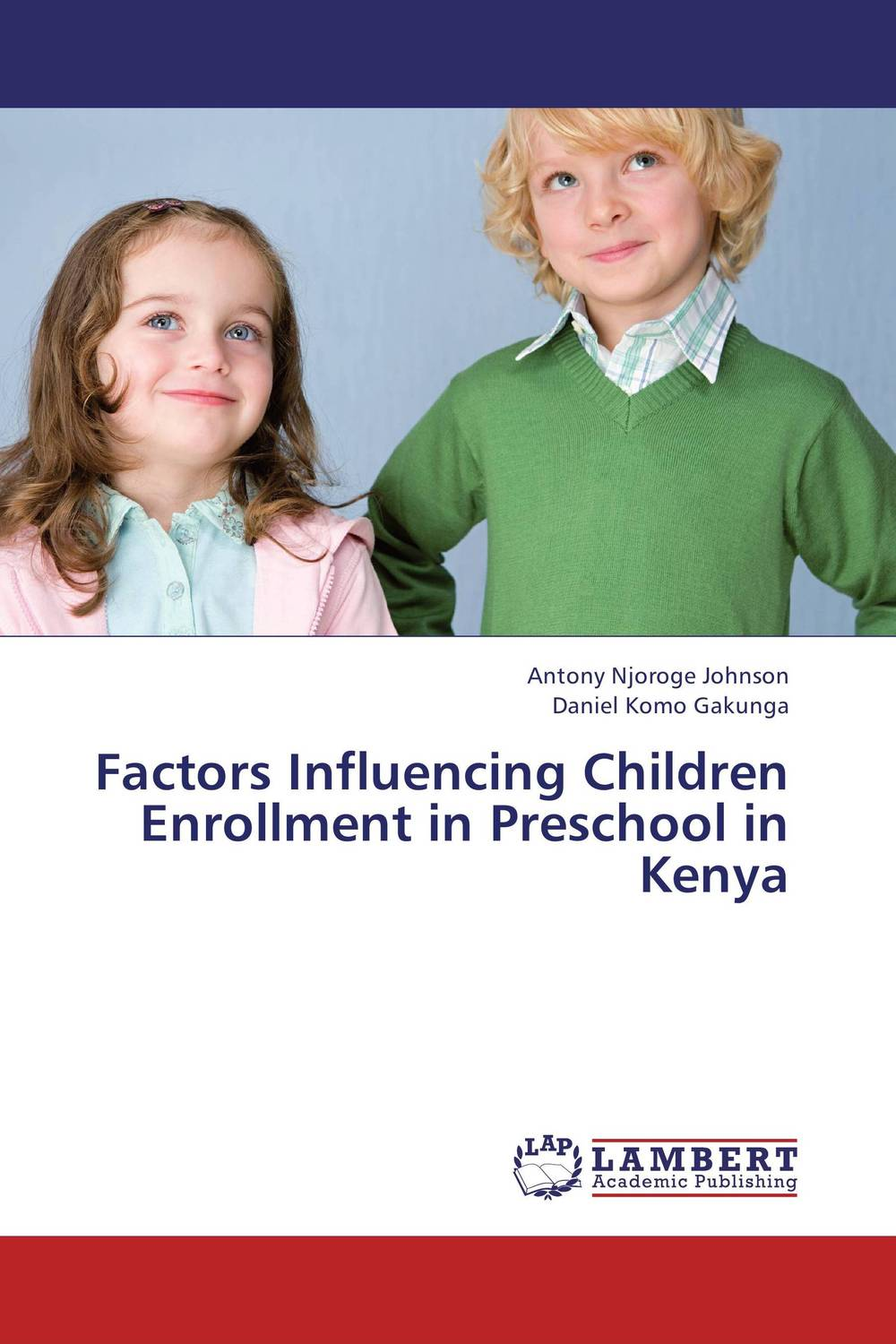 Factors Influencing Children Enrollment in Preschool in Kenya course enrollment decisions