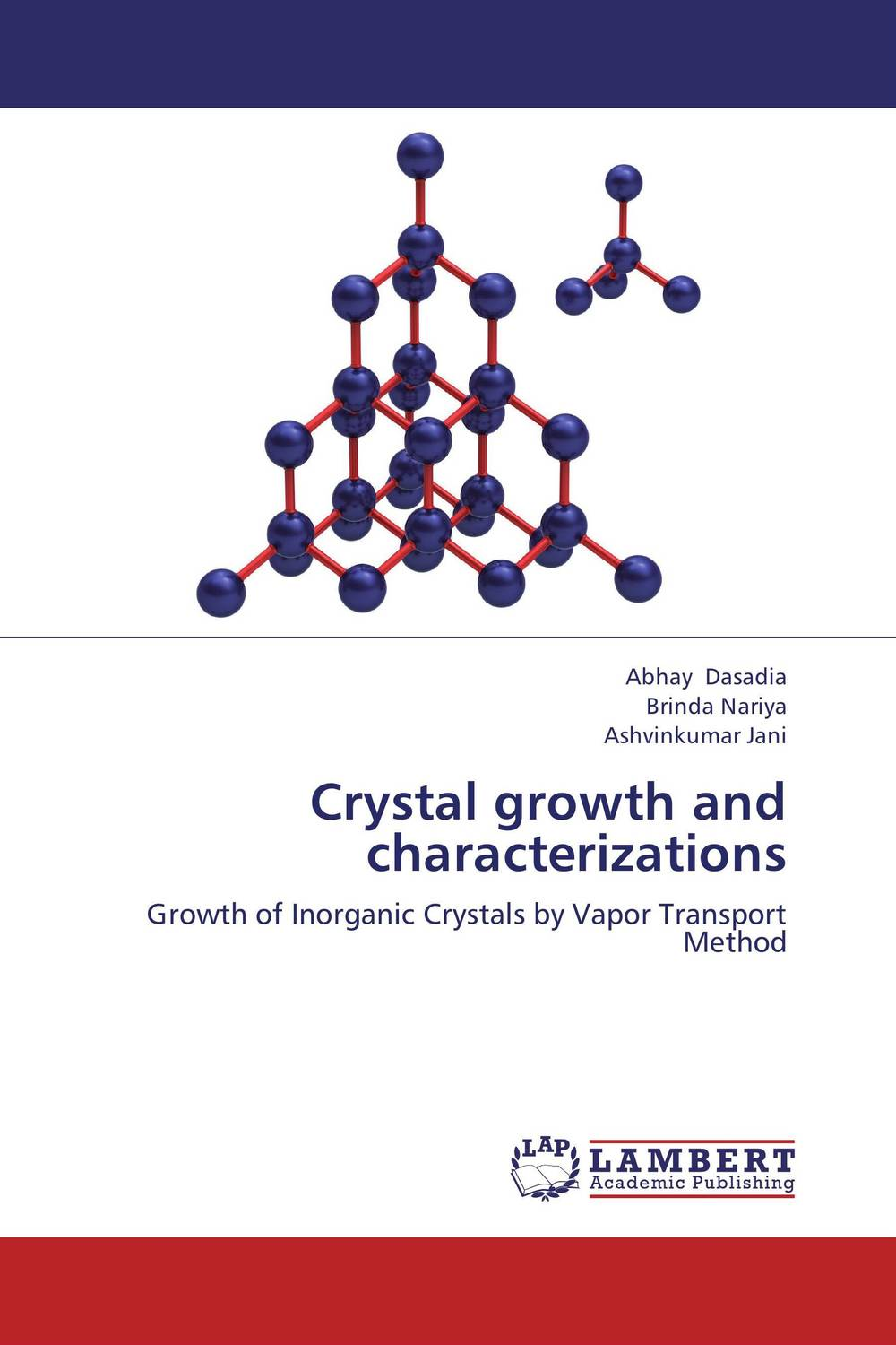 Crystal growth and characterizations single crystal growth of semiconductors from metallic solutions