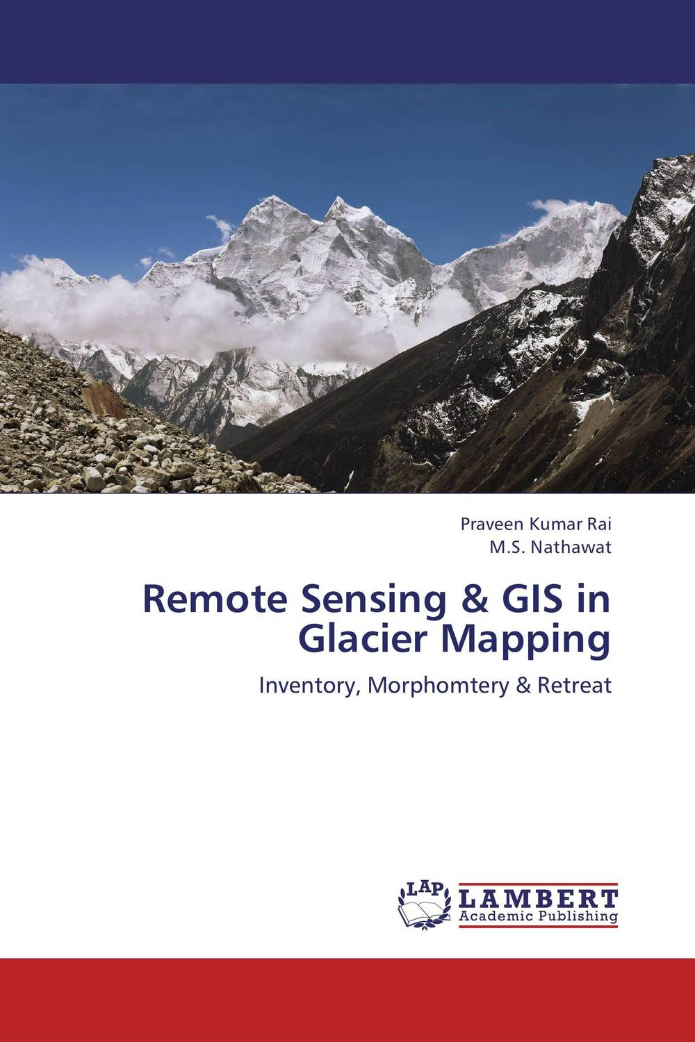 Remote Sensing & GIS in Glacier Mapping studies on ionospheric irregularities using remote sensing techniques