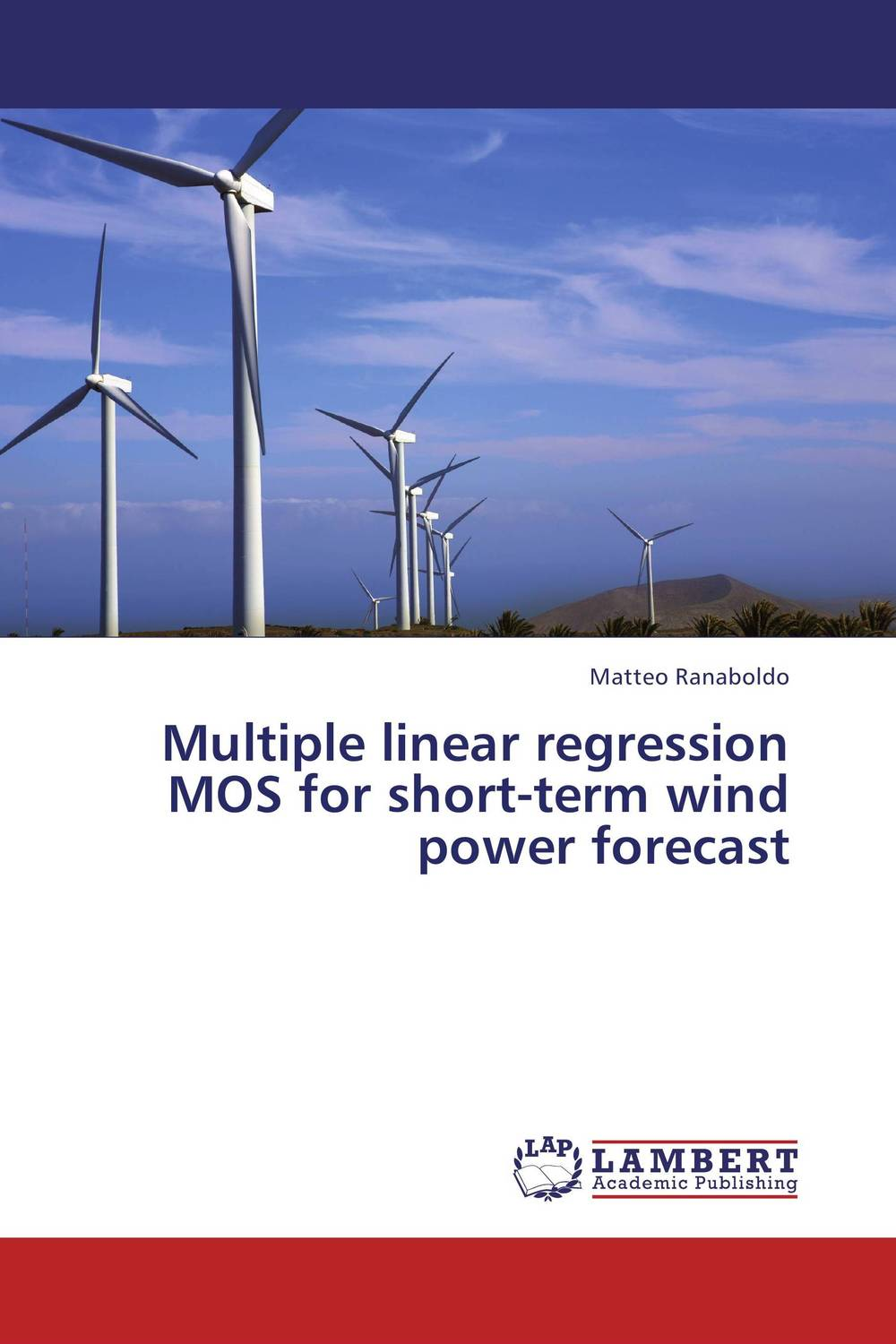 Multiple linear regression MOS for short-term wind power forecast fuzzy linear regression