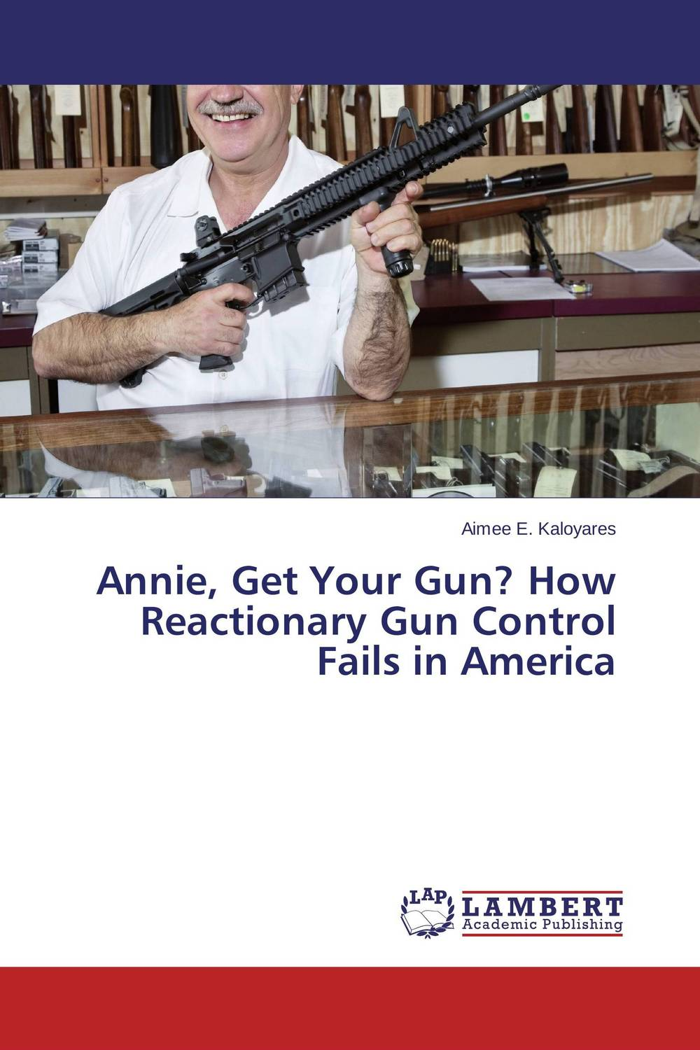 Annie, Get Your Gun? How Reactionary Gun Control Fails in America how to get rid of mans prostatitis then select the prostate massager treatment instrument
