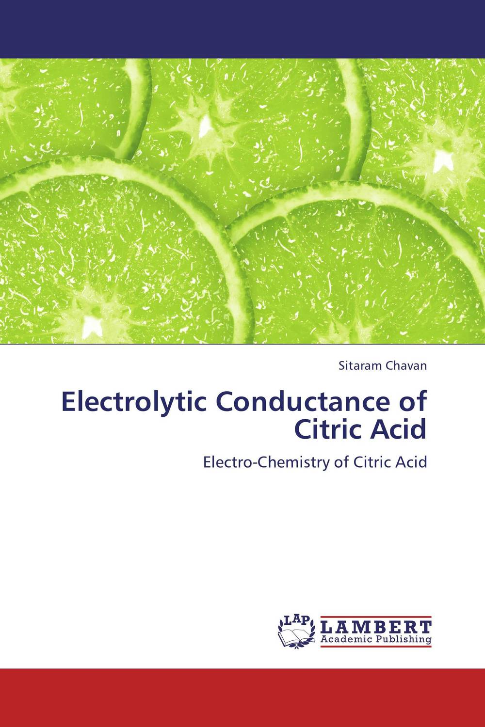 Electrolytic Conductance of Citric Acid electrolytic conductance of citric acid