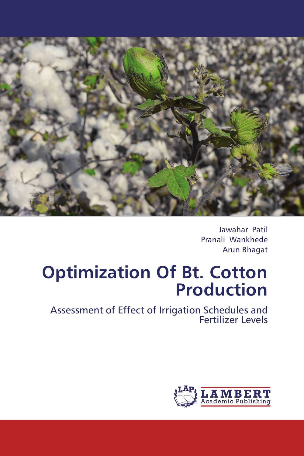 Zakazat.ru Optimization Of Bt. Cotton Production