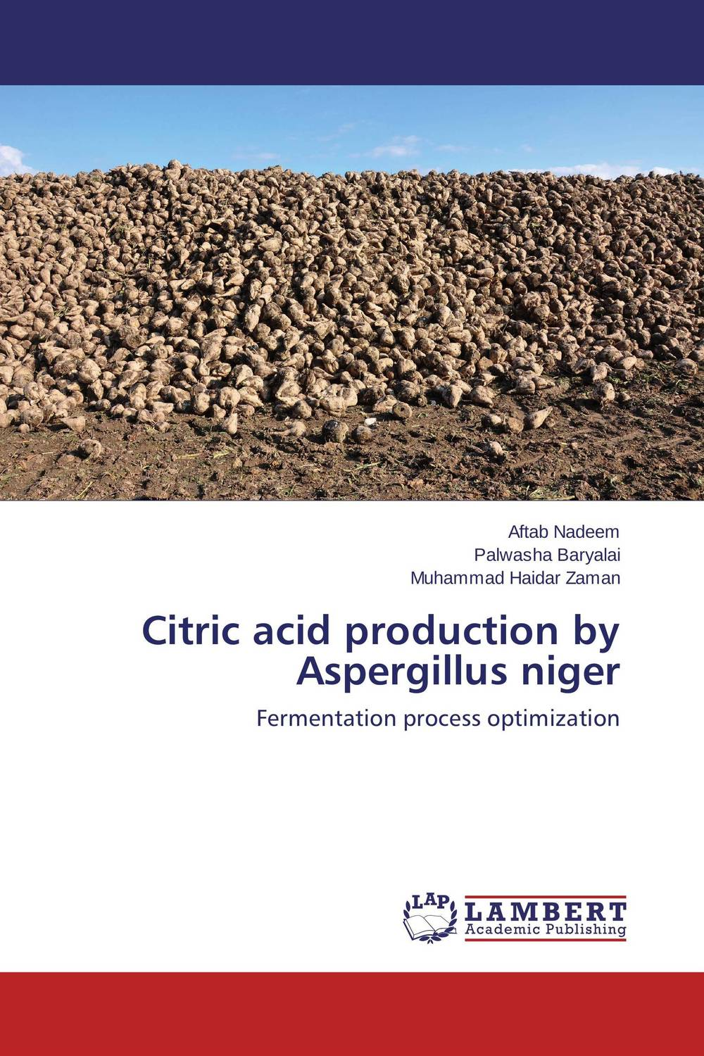 Citric acid production by Aspergillus niger electrolytic conductance of citric acid