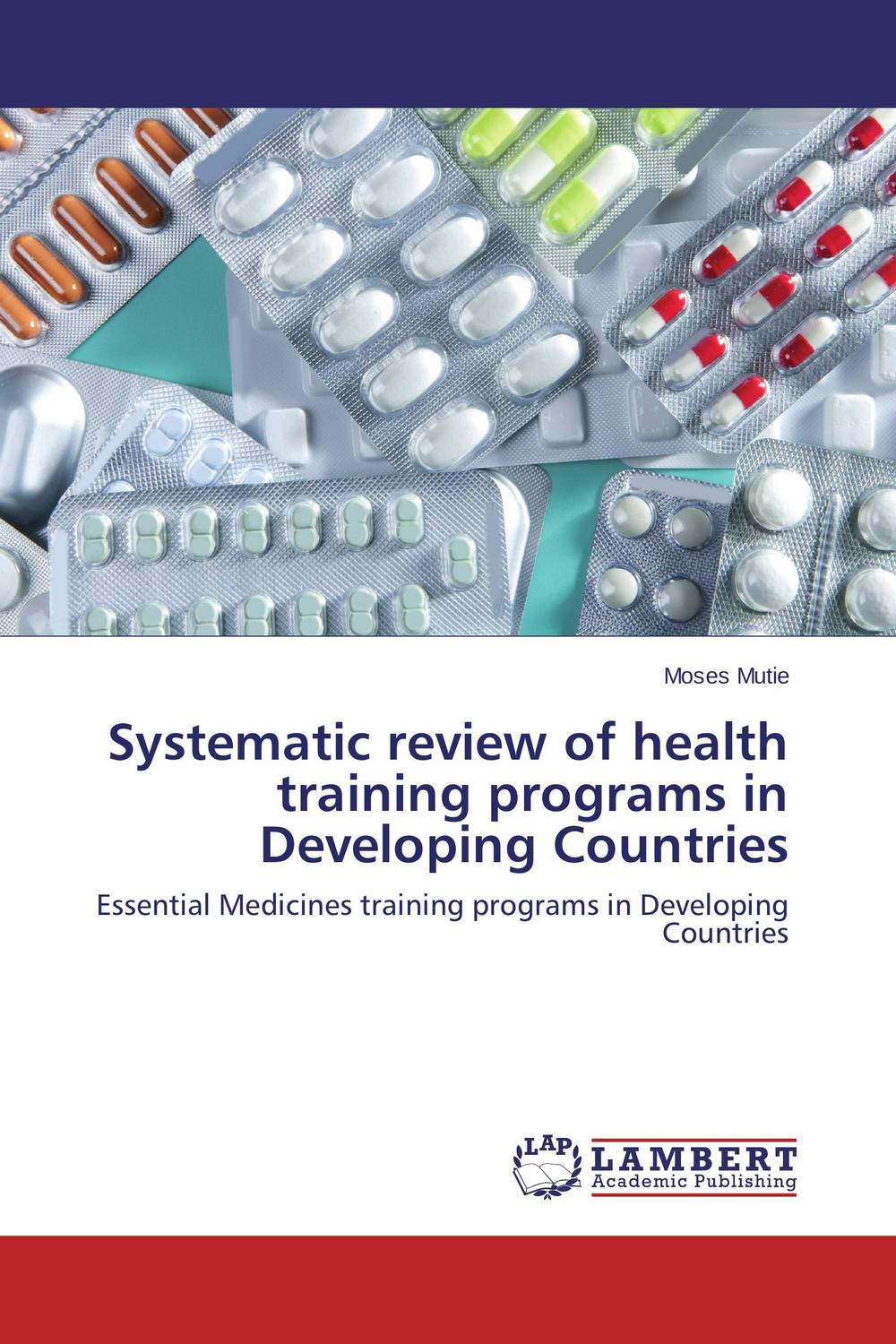 Systematic review of health training programs in Developing Countries m health in developing countries
