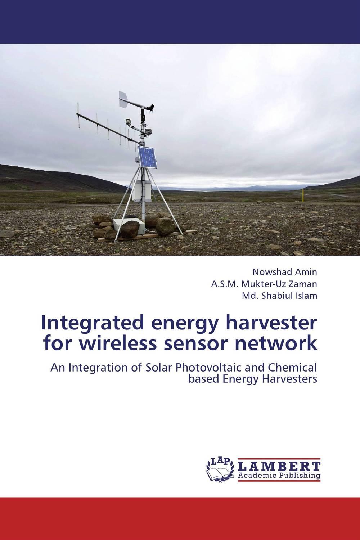 Integrated energy harvester for wireless sensor network цена и фото