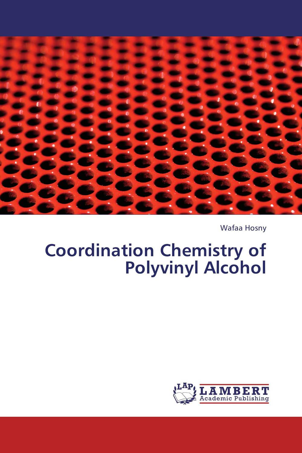 Coordination Chemistry of Polyvinyl Alcohol csp as a coordination language