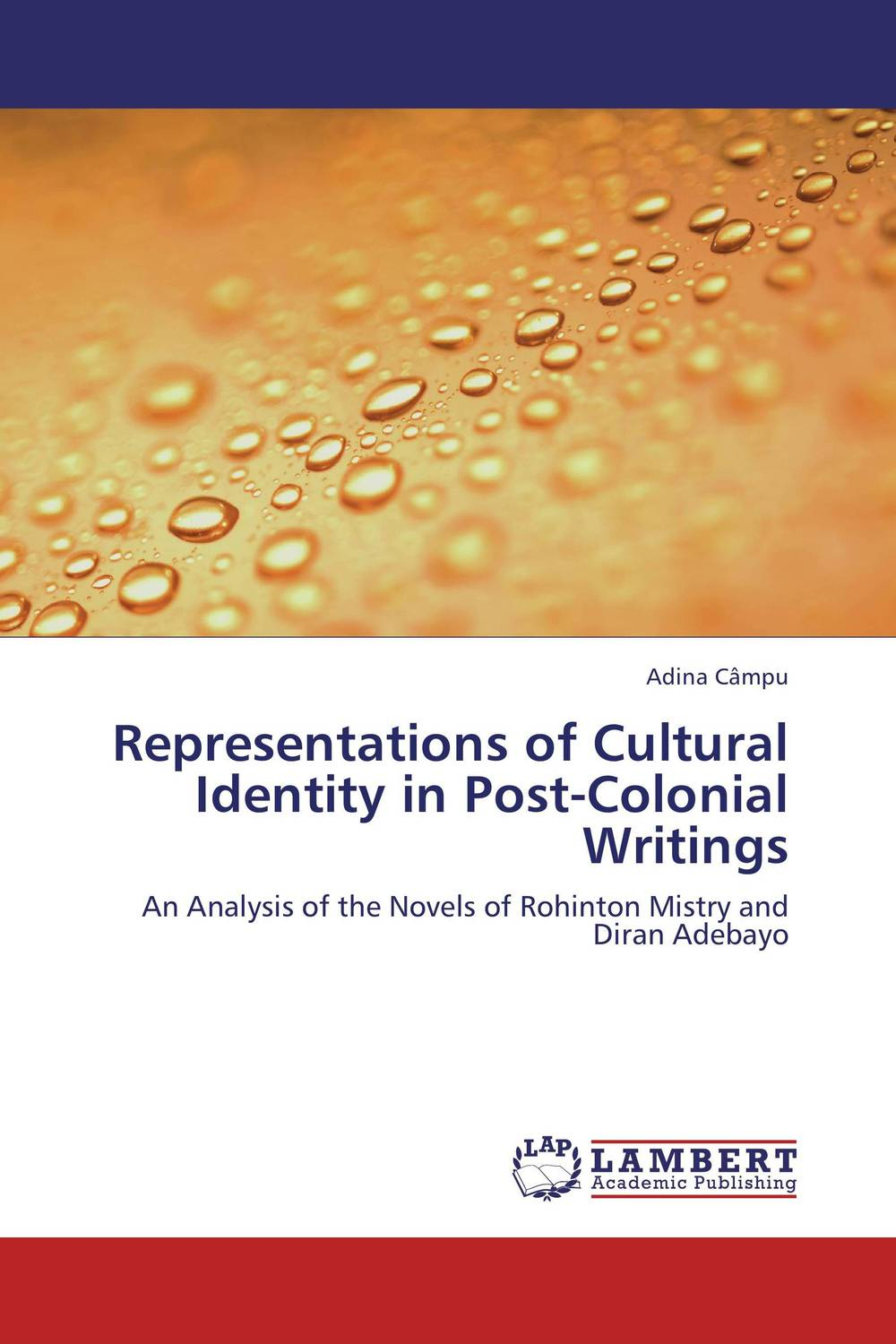 Representations of Cultural Identity in Post-Colonial Writings the stylistic identity of english literary texts