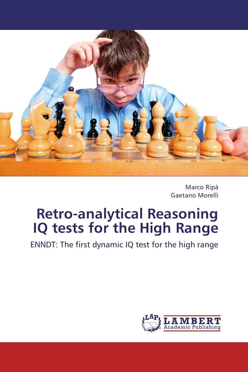 Retro-analytical Reasoning IQ tests for the High Range the submission