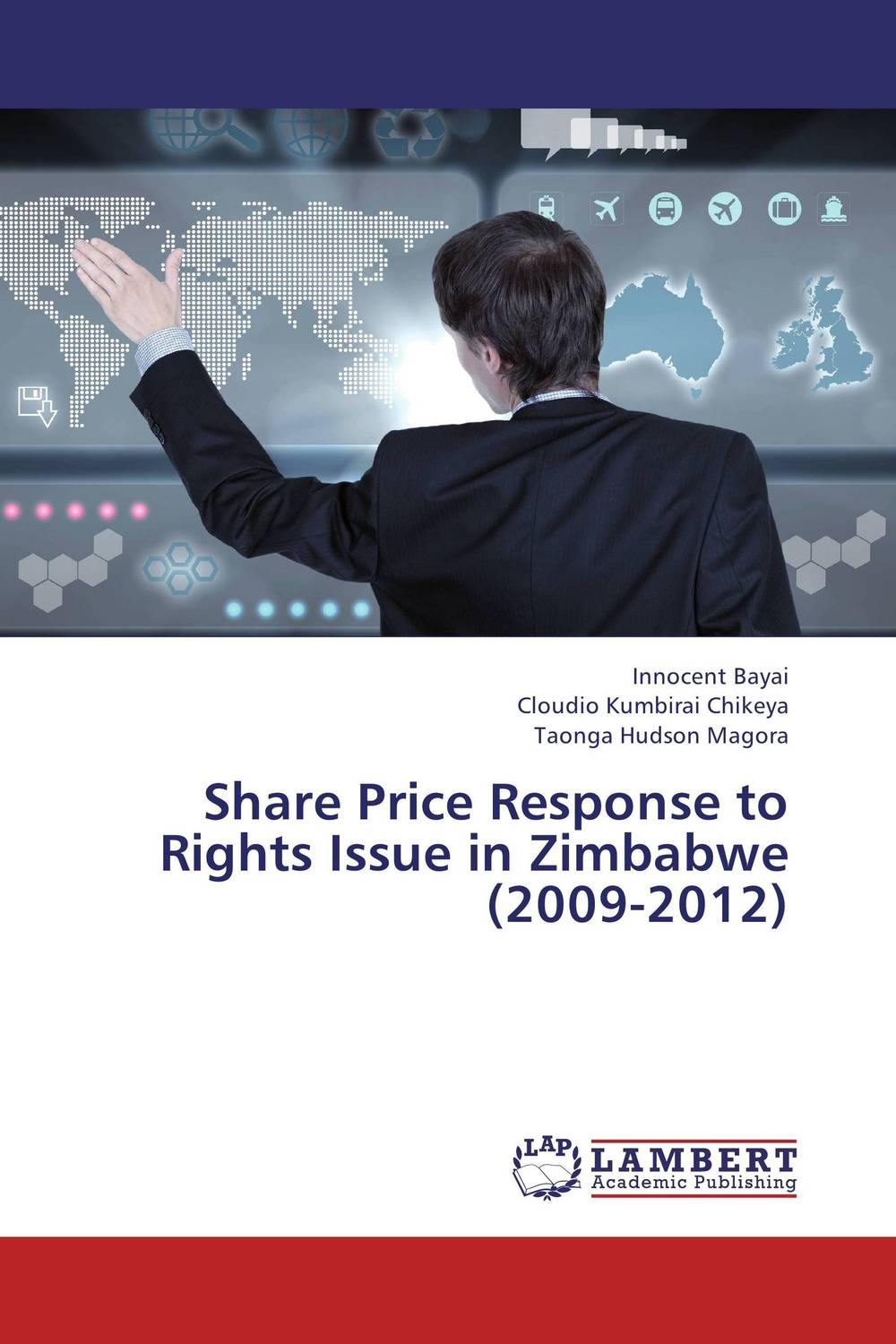 Share Price Response to Rights Issue in Zimbabwe (2009-2012) nkobe kenyoru dividend policy and share price volatility