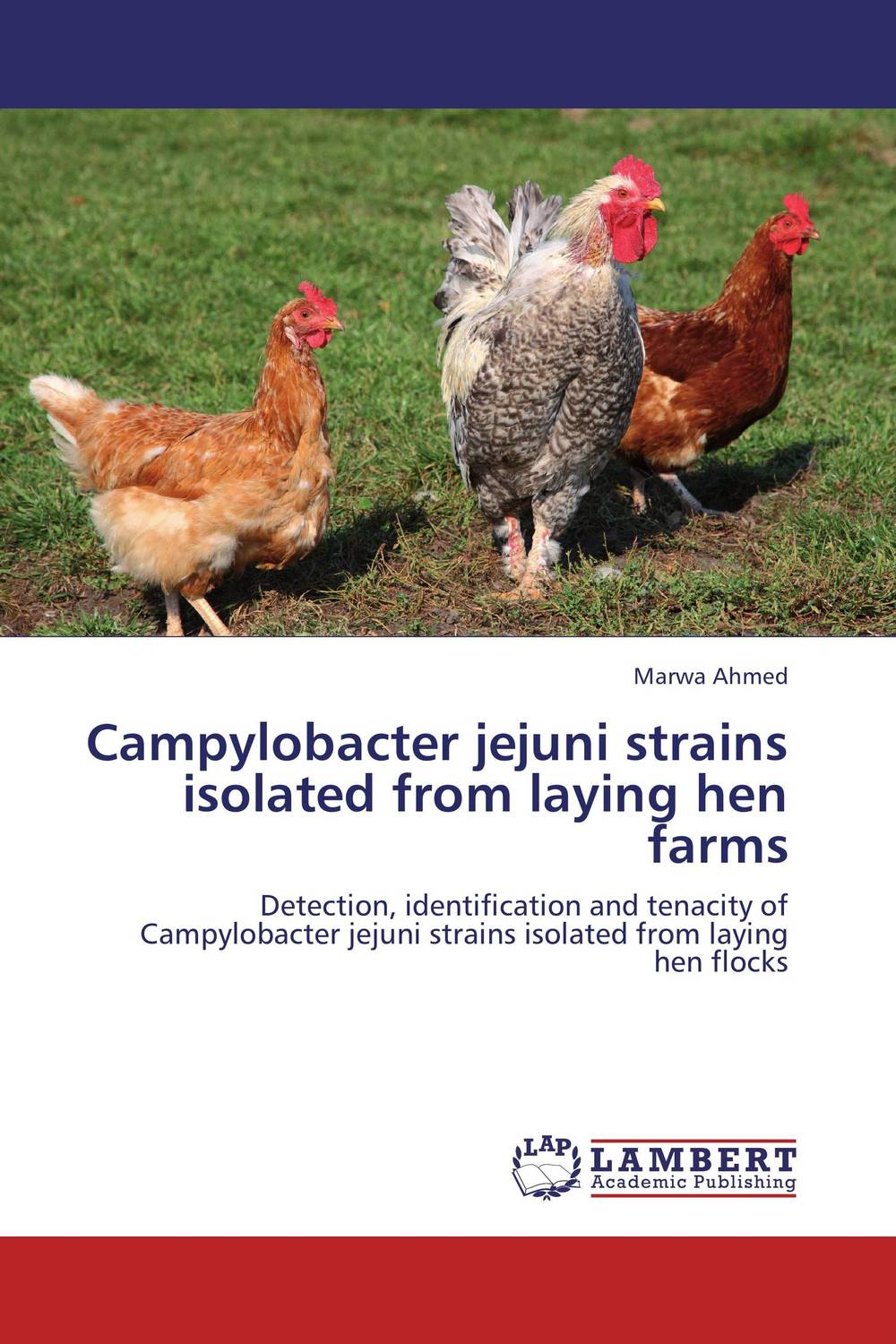 Campylobacter jejuni strains isolated from laying hen farms estimating the quantity and quality of poultry litter in tamilnadu