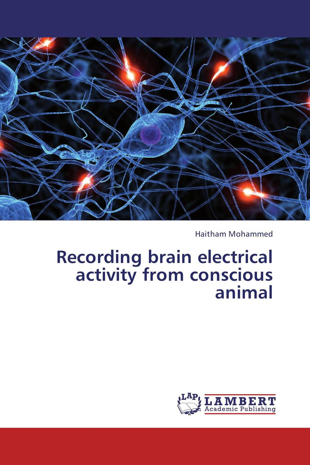 Recording brain electrical activity from conscious animal animal traction in the fadama