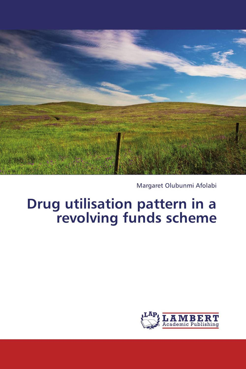 Drug utilisation pattern in a revolving funds scheme drug utilisation pattern in a revolving funds scheme
