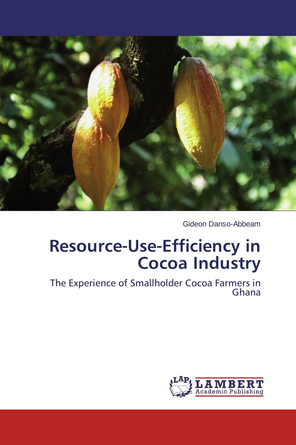 Resource-Use-Efficiency in Cocoa Industry comparison of global fisheries' efficiency levels using meta frontier