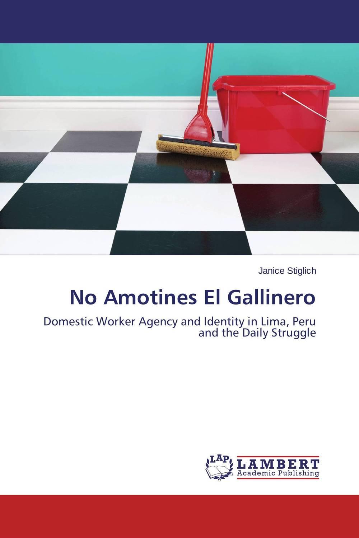 No Amotines El Gallinero driven to distraction