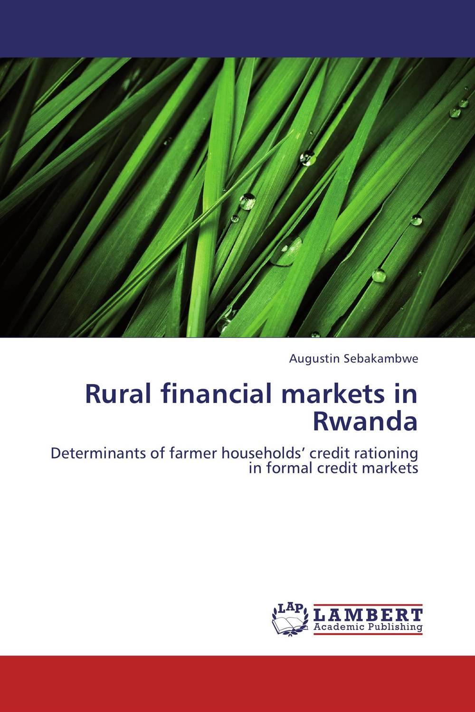 Rural financial markets in Rwanda children's literature in rwanda