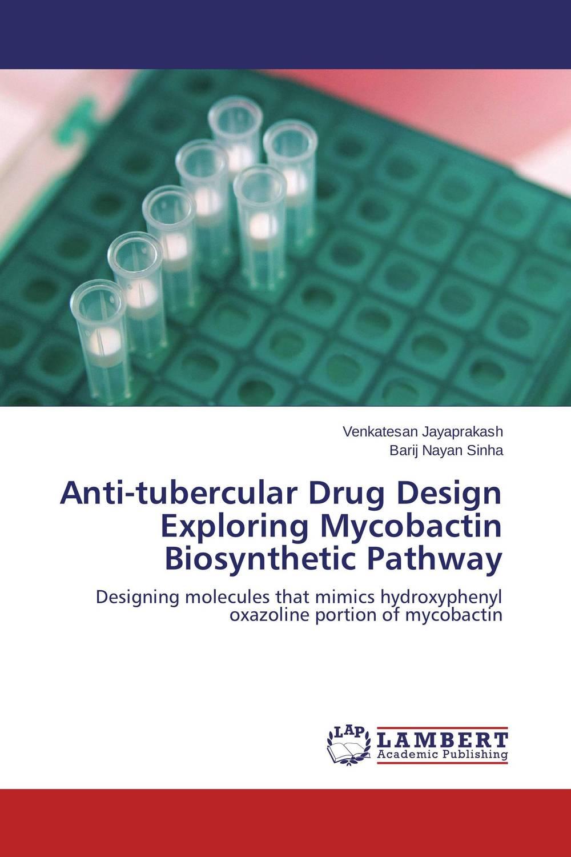 Anti-tubercular Drug Design Exploring Mycobactin Biosynthetic Pathway drug discovery and design