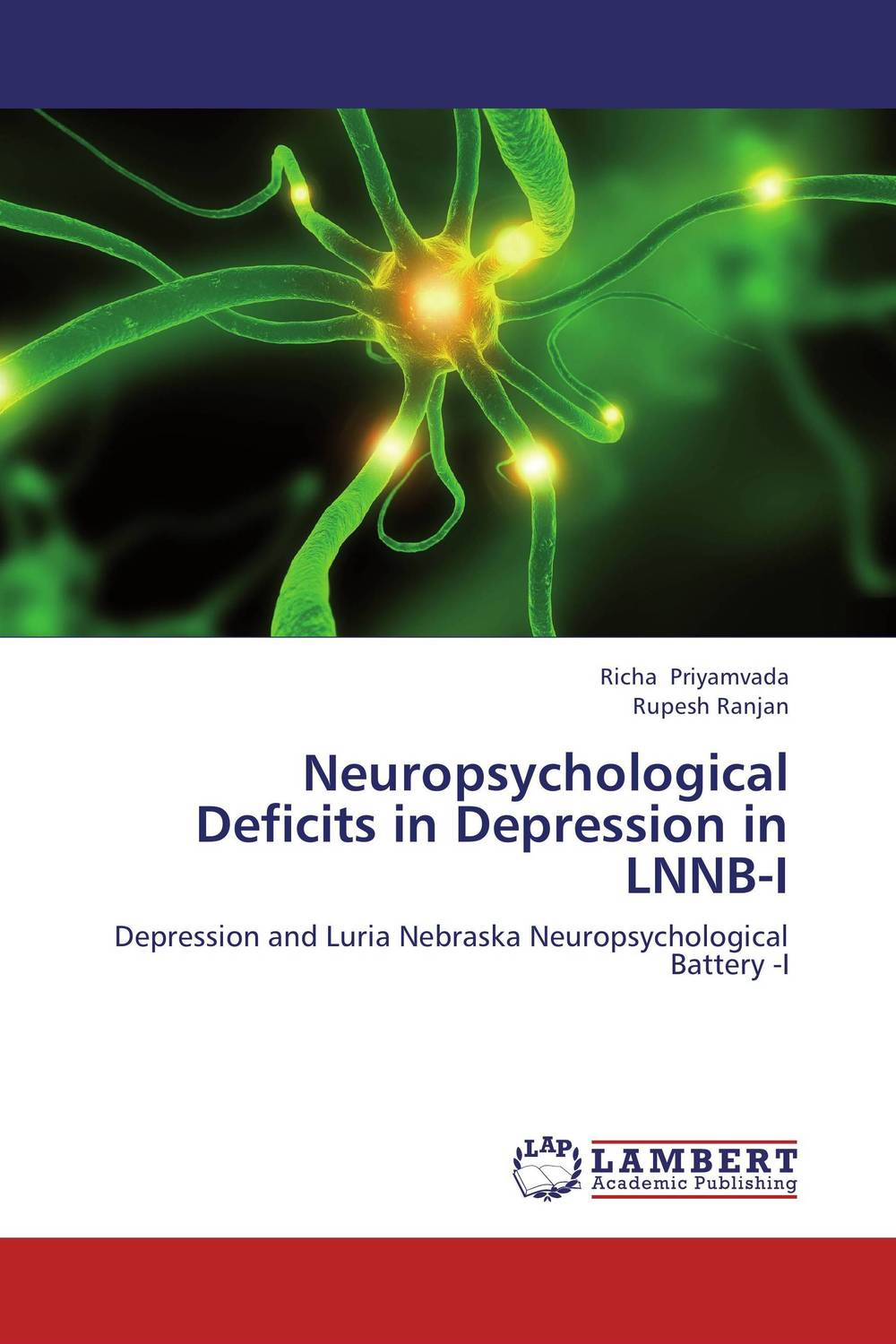 Neuropsychological Deficits in Depression in LNNB-I neuropsychological functions in depression with anxiety disorders
