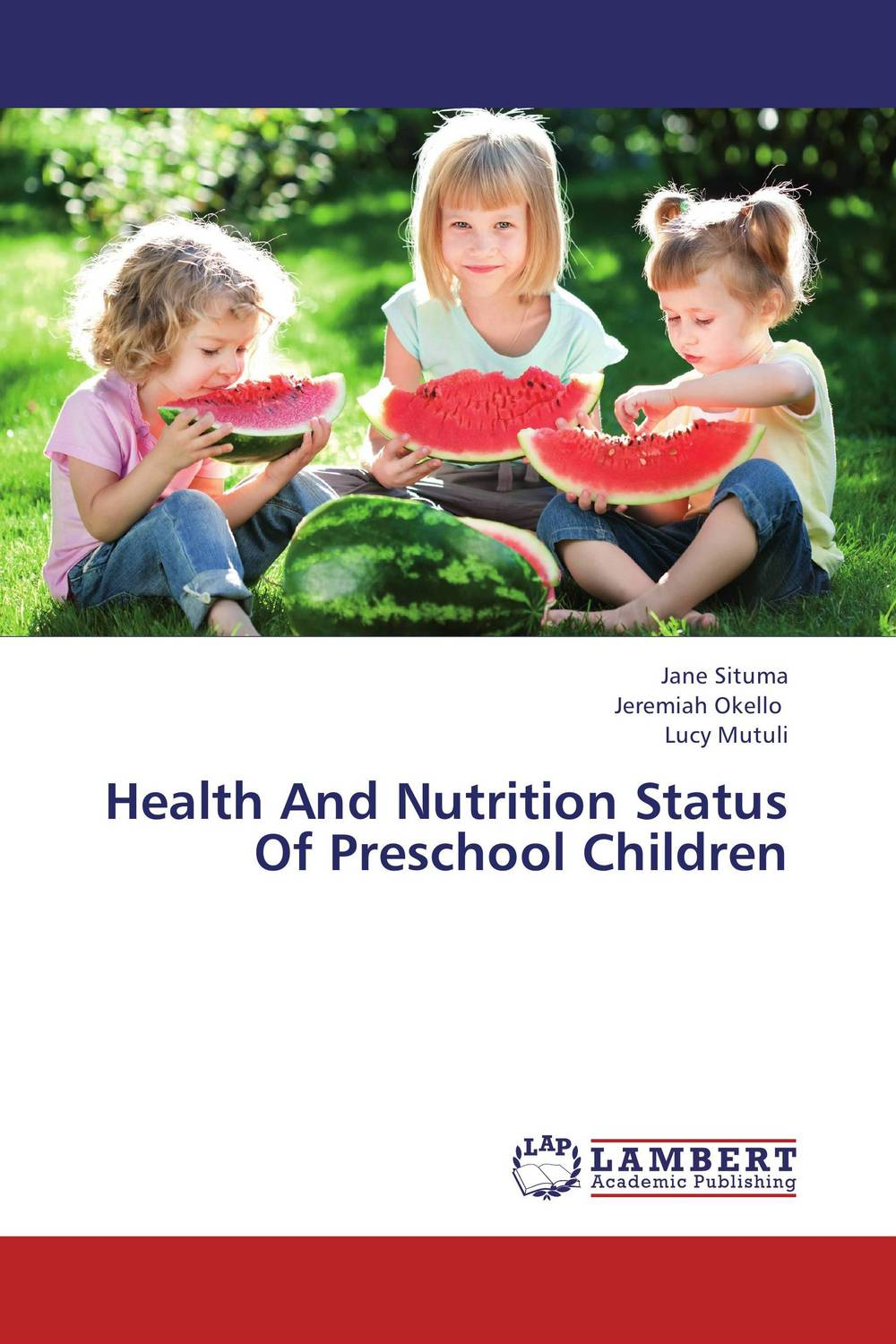 Health And Nutrition Status Of Preschool Children participatory assessment of household food security and nutrition