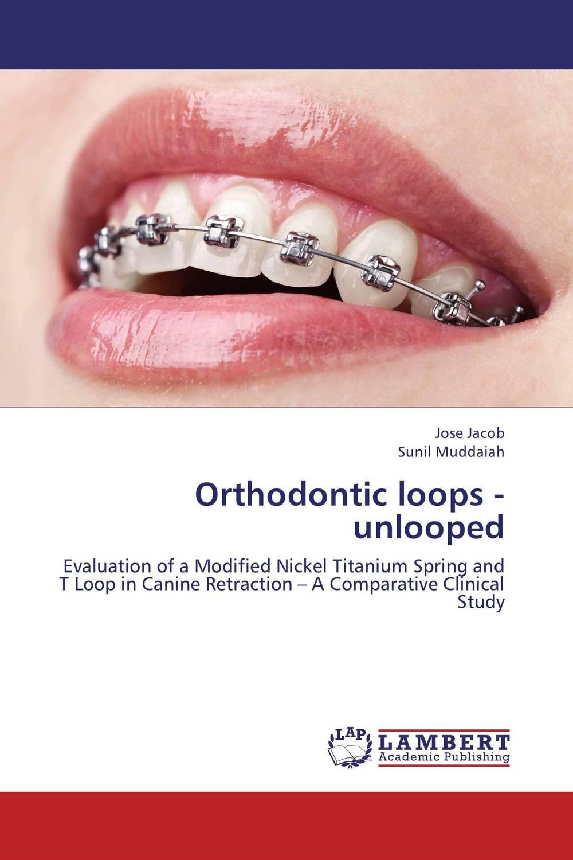 loops пиджак Orthodontic loops - unlooped