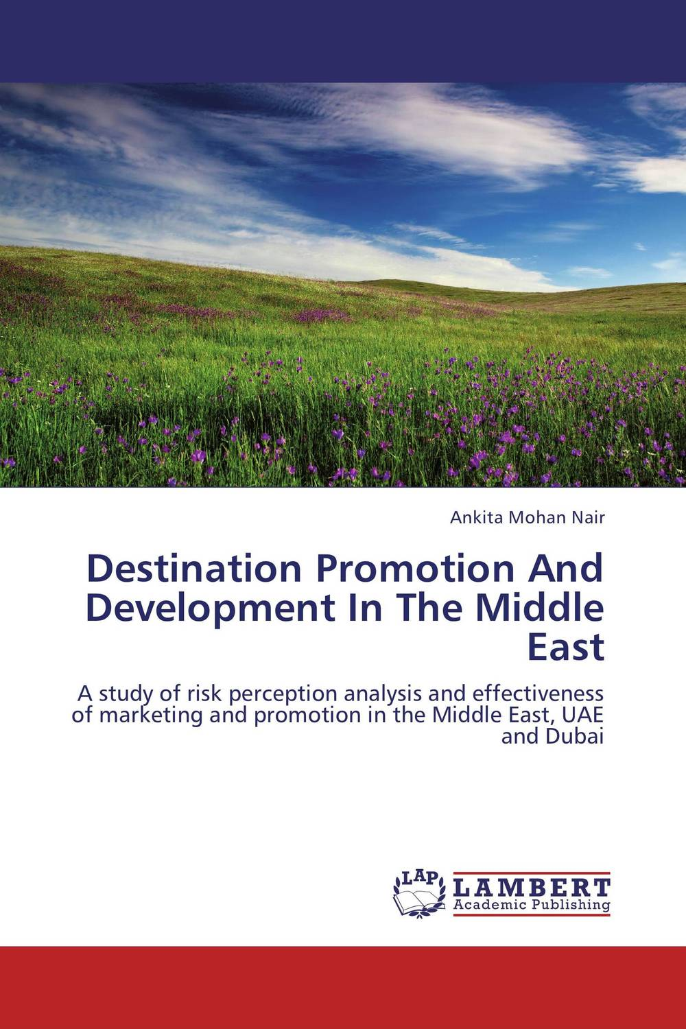 Destination Promotion And Development In The Middle East