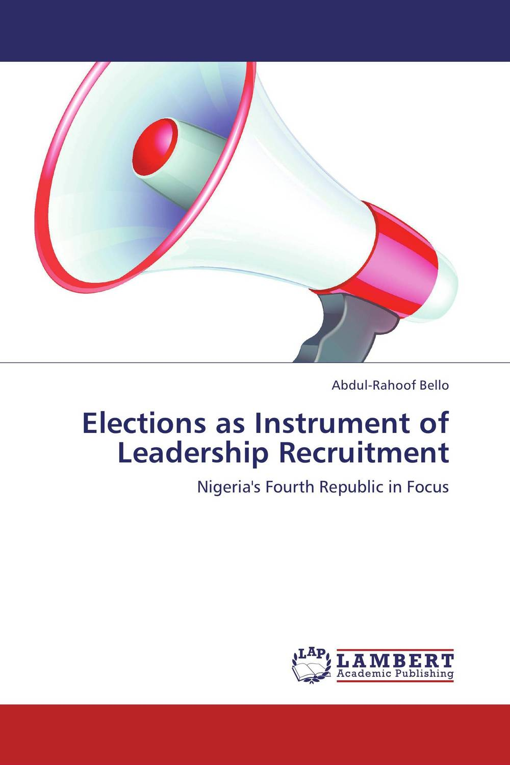 Elections as Instrument of Leadership Recruitment in a climate of fear political process and parliamentary elections in chechnya