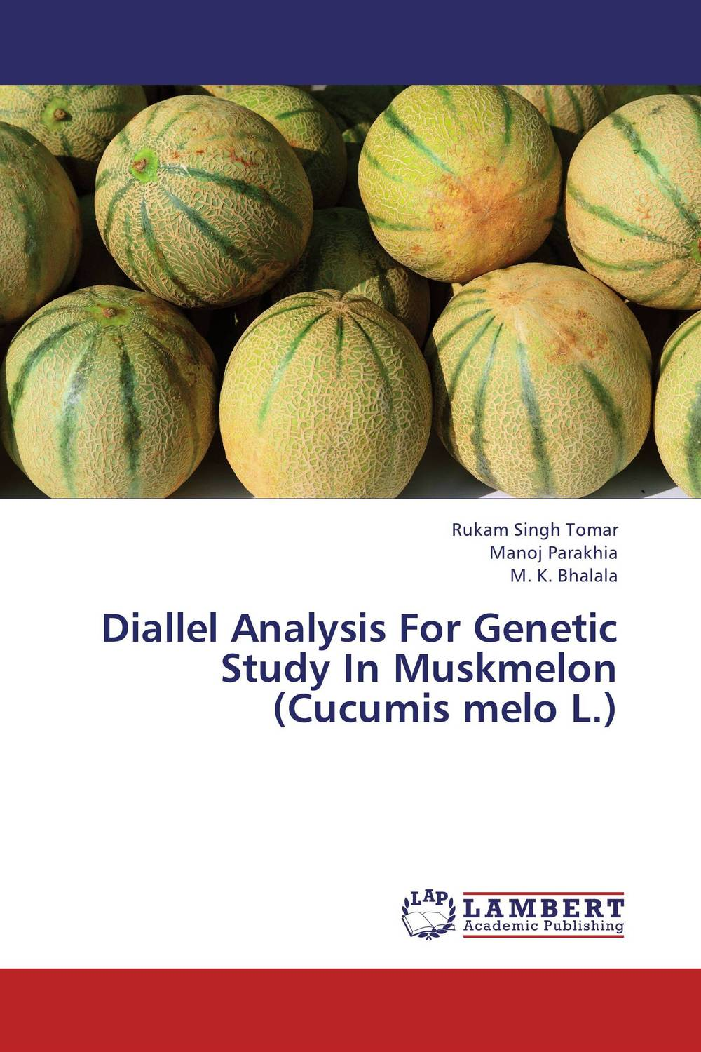 Diallel Analysis For Genetic Study In Muskmelon (Cucumis melo L.) plant genetic resources