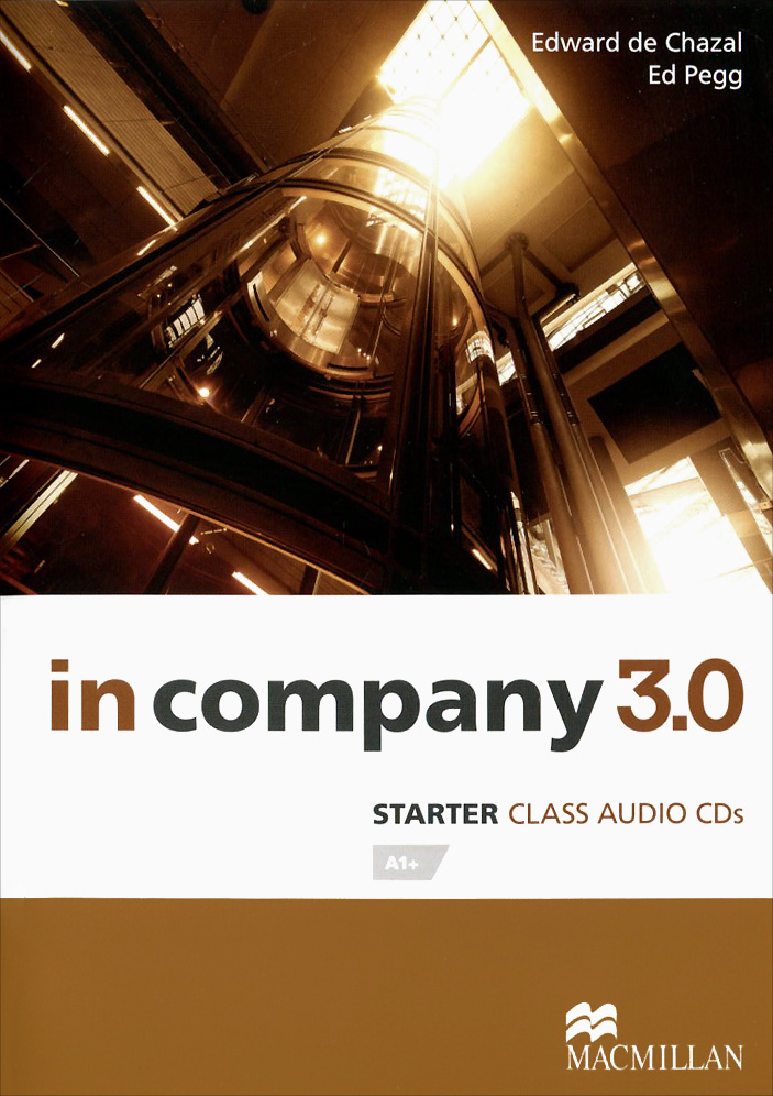 In Company 3.0: Starter A1+ (аудиокурс CD) welcome starter a class cd для занятий в классе cd