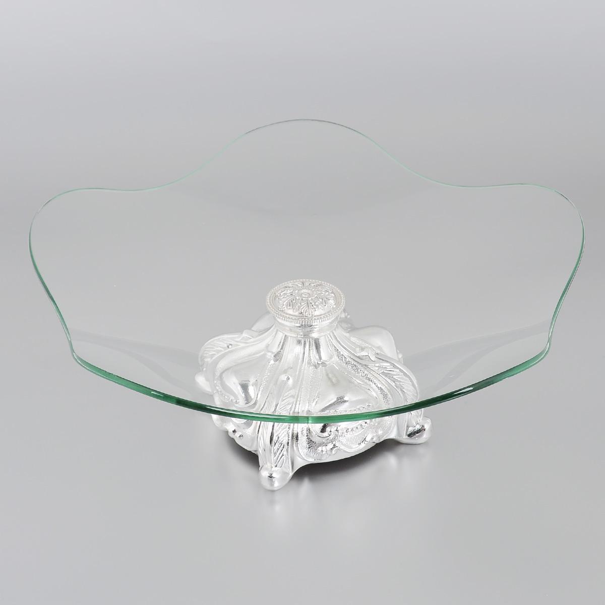 Ваза универсальная Marquis, 30 см х 30 см. 3093-MR ваза d16 5 см х h24 см